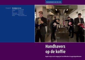 Handhavers op de koffie - Vno Ncw
