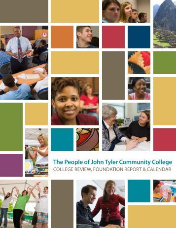 The People of John Tyler Calendar and Annual Report 2009