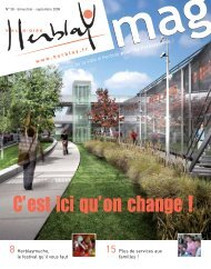 N° 38 - bimestriel - septembre 2008 - Herblay