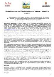 DESFILE CÍVICO-MILITAR - Comunicação - São Paulo Turismo