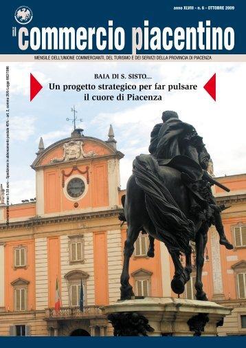 Un progetto strategico per far pulsare il cuore di Piacenza - Unione ...
