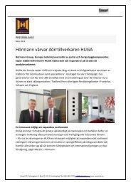 Hela artikeln (pdf) - Hörmann