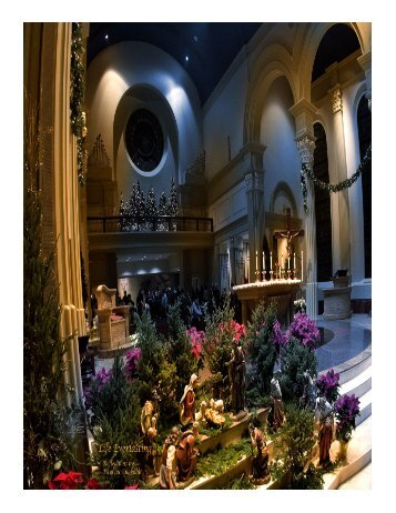 December 31-January 1, 2012 - Cathedral of the Immaculate ...