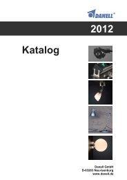 Katalog 2012 - Danell