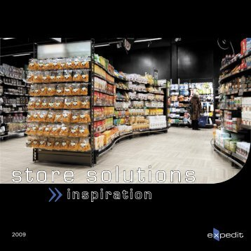 store solutions for the retail sector - Expedit