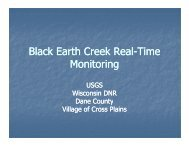 Monitoring Real-Time Water Quality Trends and Regression ...