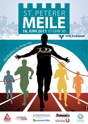 Sa, 18.06.2011 - St. Peterer Meile