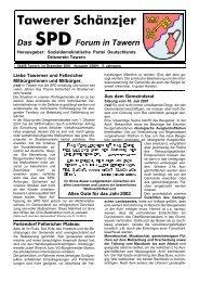 3/2001 - SPD Ortsverein Tawern