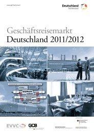 Geschäftsreisemarkt Deutschland 2011/2012