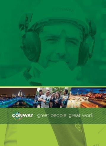FM Conway brochure