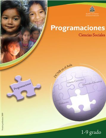 Programaciones Ciencias Sociales 1 - EQUIP123.net