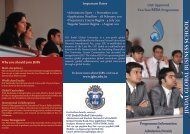 Programme Information (PDF) - OP Jindal Global University