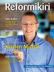 Reformikiri sügis 2011(pdf, 7.7 MiB) - Reformierakond