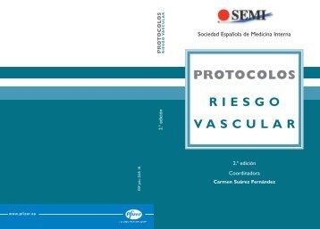 Protocolos Riesgo Vascular - Sociedad Española de Medicina Interna