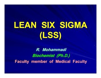 lean six sigma lean six sigma