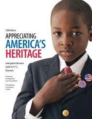 APPRECIATING - American Immigration Council