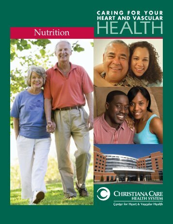 Nutrition - Christiana Care Health System