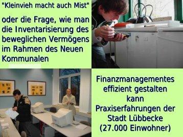 Inventurrichtlinie ... § 28 (4) GemHVO NW - hallobtf!