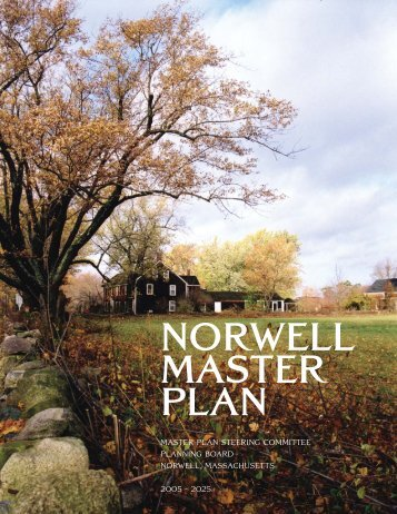 Norwell Master Plan