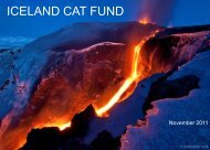 Icelandic Cat Fund - The Caribbean Catastrophe Risk Insurance ...