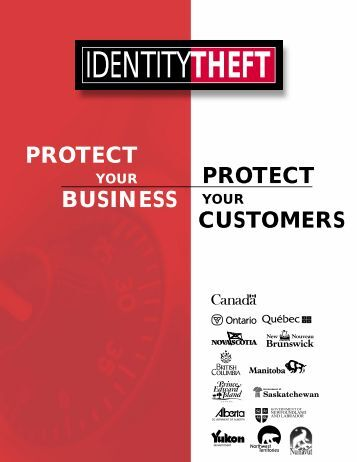 Identity Theft Kit for Business IDENTITY THEFT