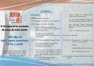 Descargue el programa - Asociación Española de Neuropsiquiatría