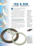 ISO & DIN GASKETS - Newman Sanitary Gasket Company - Page 2