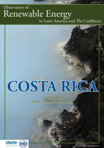 case of costa rica - Observatory for Renewable Energy in Latin ...