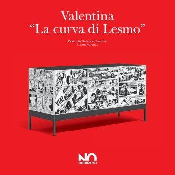 """Valentina """"La curva di Lesmo"""" - EnneZero.it"""