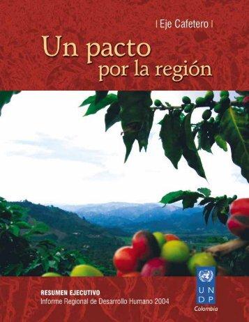 Un pacto por la Región - Programa de las Naciones Unidas para el ...