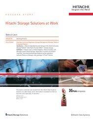 Hitachi Success Story with Banco Leon - Hitachi Data Systems