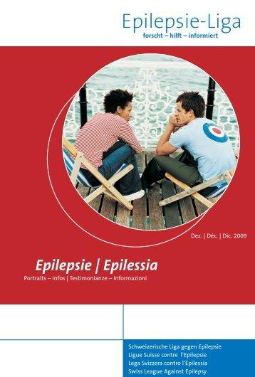 Epilepsie   Epilessia - Schweizerische Liga gegen Epilepsie
