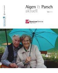 Aigen & Parsch aktuell