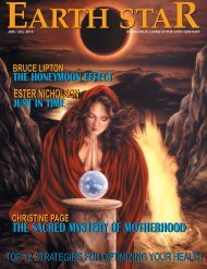 Issue #212 JUNE/JULY, 2013 - Earthstar