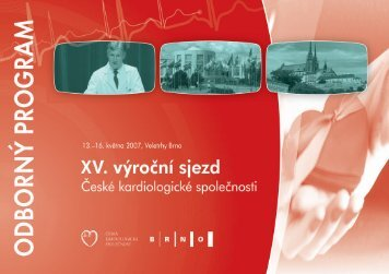 Full Program PDF - Česká kardiologická společnost