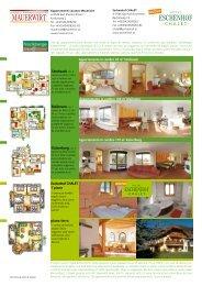Mauerwirt Prezzi Inverno 2011/12 - Eschenhof