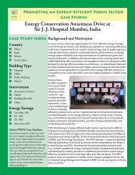 Energy Conservation Awareness Drive at Sir J. J. Hospital Mumbai ...