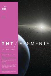 July 2011 - Thirty Meter Telescope