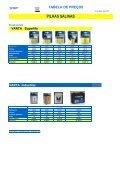 TABELA DE PREÇOS - Electro Rayd - Page 3