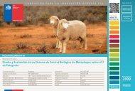 Diseño y Evaluación de un Sistema de Control Biológico de ... - Fia
