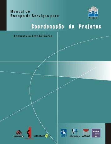 Coordenação de Projetos - Sinaenco