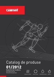 Catalog de produse 01/2012 - Trotus Grup SRL
