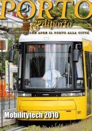 Mobilitytech 2010 - Porto & diporto