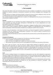 un Chef comptable - Loire Solidaires