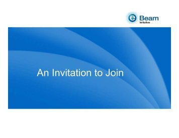 Download - The eBeam Initiative
