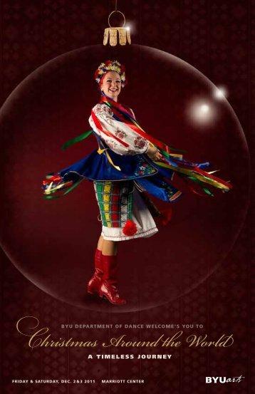 A TIMELESS JOURNEY - BYU International Folk Dance Alumni