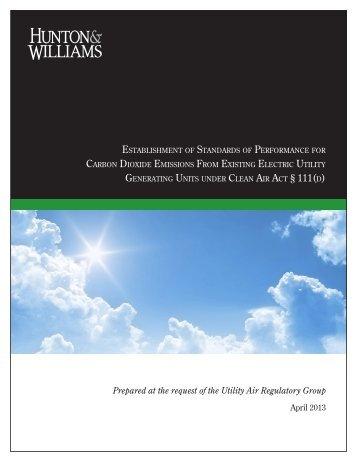 CLEAN AIR ACT § 111(D) - American Public Power Association
