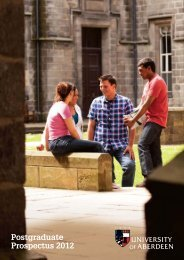 Postgraduate Prospectus 2012 - Study in the UK