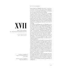 XVII. - Ny Carlsbergfondet