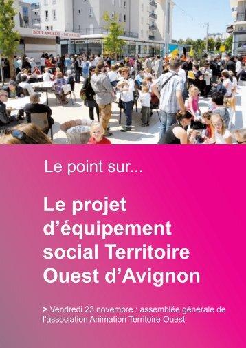 Assemblée générale de l'association Animation Territoire ... - Caf.fr